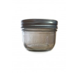 Aussie Mason Wide Mouth Half Pint jars & Lids x 12