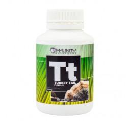 Immunity Mushrooms Australian Turkey Tail Supplement capsules 100 pack