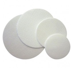 70mm synthetic filter discs - Fits regular mouth mason jars