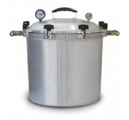 All American Pressure Canner  25 Quart, 23.5 Litres