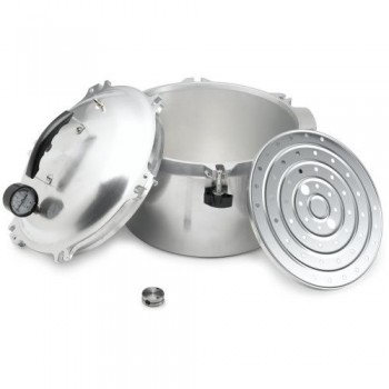 All American Pressure Canner  15.5 Quart, 15 Liters - SOLD OUT MORE SOON