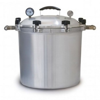 All American Pressure Canner  30 Quart, 28.5 Liters