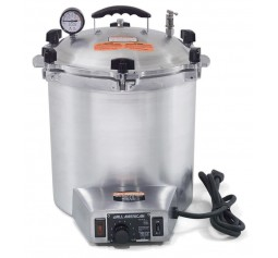 All American Pressure Sterilizer 50X