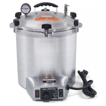 All American Pressure Sterilizer 50X- SOLD OUT MORE SOON