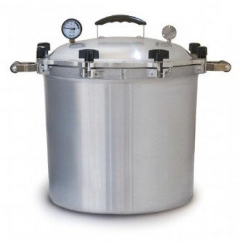 All American Pressure Canner  21.5 Quart, 20 Liters