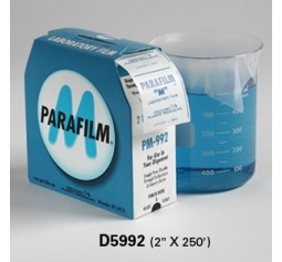1 x ParaFilm 2 inch 250Ft long - seal Petri Dishes and keep Sterile